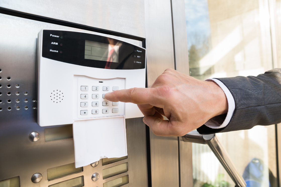 Access Control: The First Layer of your Security - FSR Security
